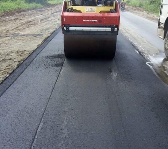 Rehabilitation works on the Calabr-Itu Highway (From 7 hours travel time to 45 minutes travel time)